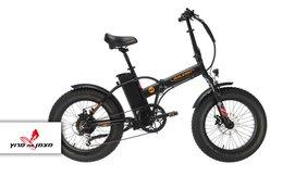אופניים חשמליים Fat Bike