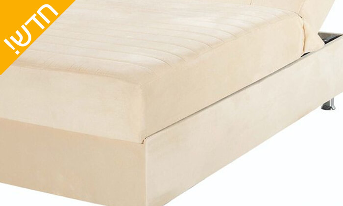 6 מיטה אורתופדית ברוחב וחצי