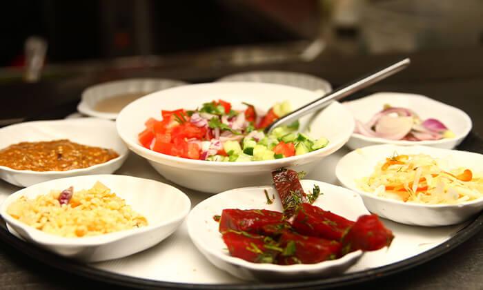 6 ארוחה זוגית בדרבי בר דגים, מרינה הרצליה