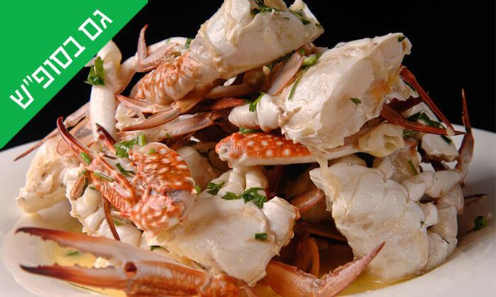 5 ארוחה זוגית בדרבי בר דגים, מרינה הרצליה