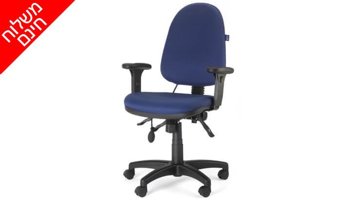 """3 ד""""ר גב: כסא אורתופדי ERGO BACK - משלוח חינם!"""
