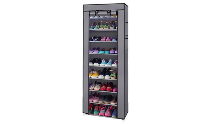 8 ארונית נעליים
