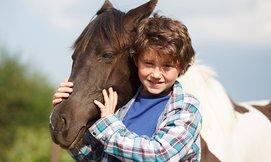 קייטנת רכיבה על סוסים בפסח