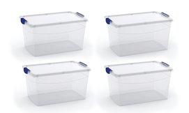 סט 4 קופסאות דגם אומני - כתר