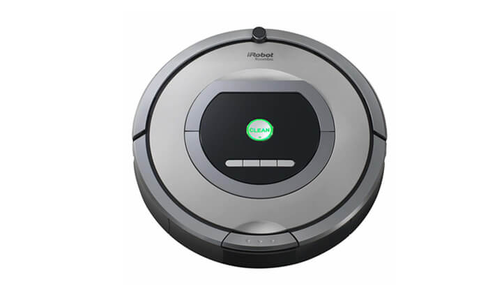2 שואב אבק איירובוט iRobot