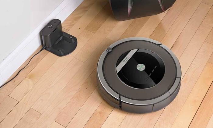 3 שואב אבק איירובוט iRobot