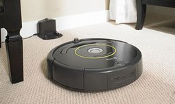 שואב אבק iRobot דגם Roomba 650