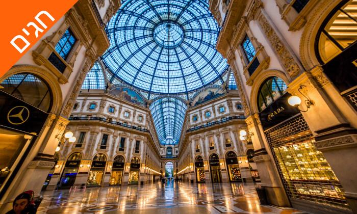 9 איטליה בשפה הרוסית - טיול מאורגן 8 ימים, כולל מוזיאון הוותיקן והקפלה הסיסטינית