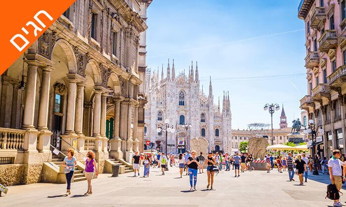 10 איטליה בשפה הרוסית - טיול מאורגן 8 ימים, כולל מוזיאון הוותיקן והקפלה הסיסטינית