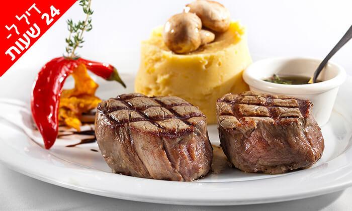 7 דיל ל-24 שעות: ארוחה זוגית ב-Medzzo, מרינה הרצליה