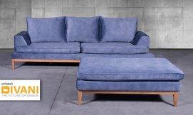 ספה תלת מושבית Vitorio Divani