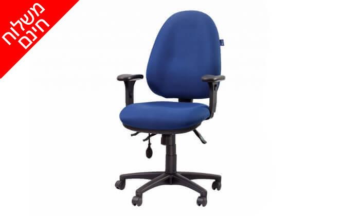 """4 ד""""ר גב: כסא אורתופדי FOCUS - משלוח חינם!"""