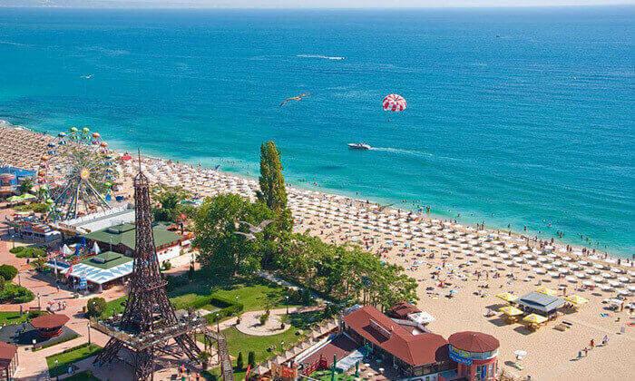 """3 קיץ של שופינג, קזינו ומלון 5 כוכבים International בוורנה, כולל סופ""""ש"""