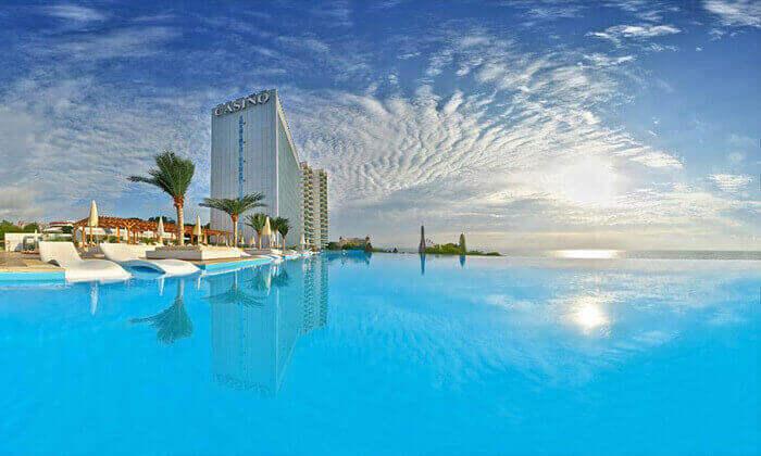 """6 קיץ של שופינג, קזינו ומלון 5 כוכבים International בוורנה, כולל סופ""""ש"""