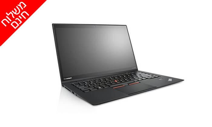 4 מחשב נייד לנובו LENOVO עם מסך 14 אינץ' - משלוח חינם!
