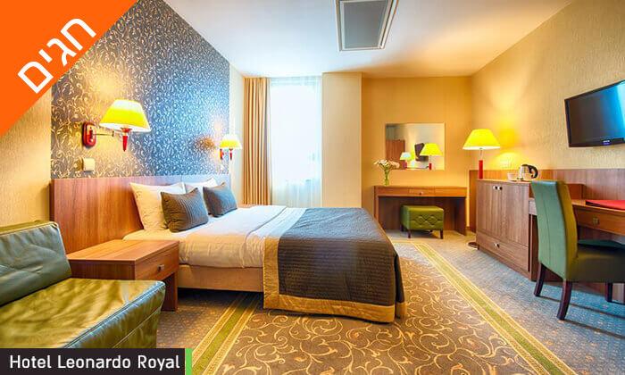 8 חופשה בוורשה - שופינג, בילויים ומלונות מפנקים, כולל חגים