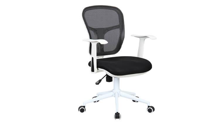 2 כיסא מחשב ארגונומי דגם דוכיפת