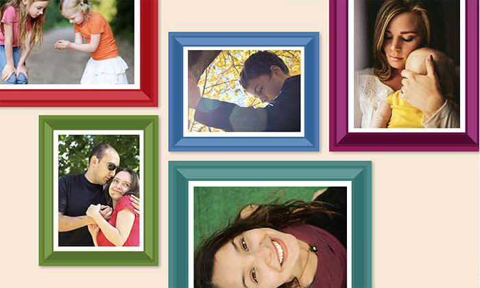 3 הדפסת תמונות באתר eBOOK