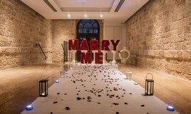 הפקת אירוע הצעת נישואין
