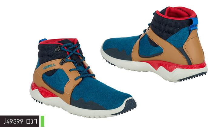 4 מירל MERRELL - נעלי הליכה לגברים