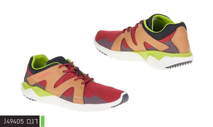 5 מירל MERRELL - נעלי הליכה לגברים