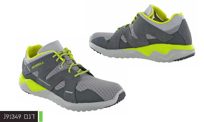 7 מירל MERRELL - נעלי הליכה לגברים