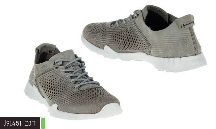 8 מירל MERRELL - נעלי הליכה לגברים