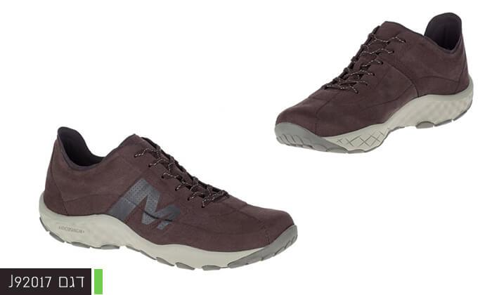 10 מירל MERRELL - נעלי הליכה לגברים