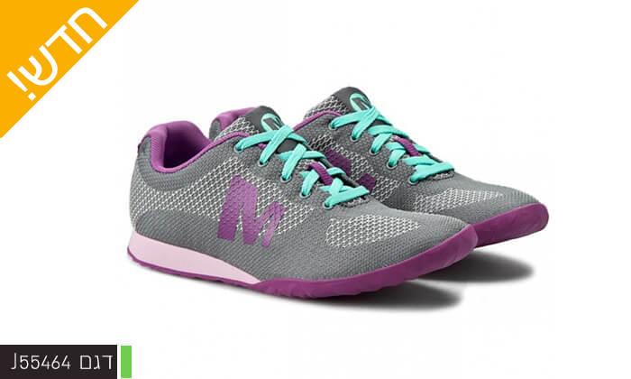 6 נעלי הליכה לנשים MERRELL