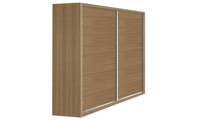 6 ארון הזזה 2 דלתות House Design - תוצרת כחול לבן