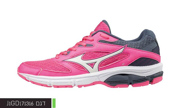 4 נעלי ריצה לנשים MIZUNO