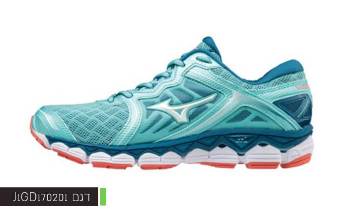 6 נעלי ריצה לנשים MIZUNO