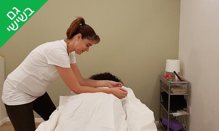 3 עיסויים וטיפולי מגע במרכז Evergreen, הוד השרון