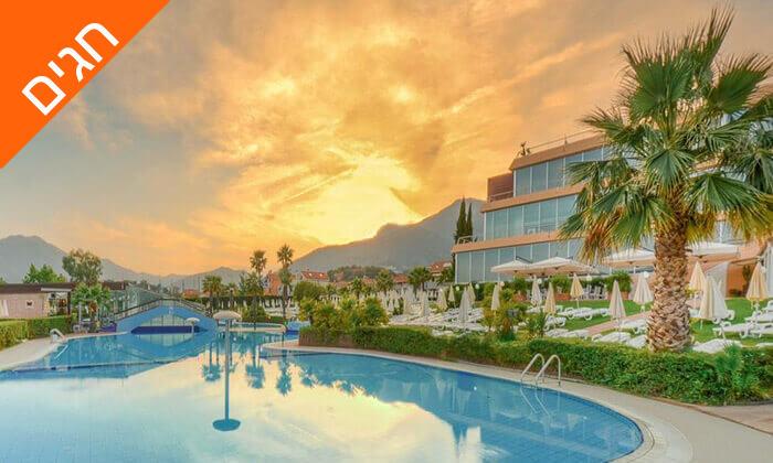 2 קיץ וחגים בריביירה האיטלקית - כולל רכב ומלון מומלץ