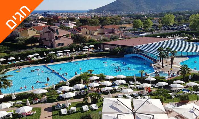 5 קיץ וחגים בריביירה האיטלקית - כולל רכב ומלון מומלץ