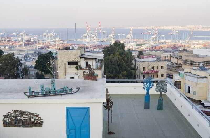 6 חופשה רומנטית במלון Satoriחיפה, כולל עיסוי זוגי