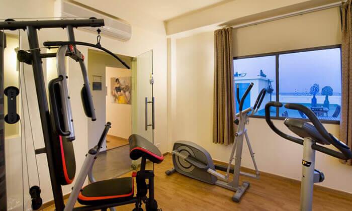 7 חופשה רומנטית במלון Satoriחיפה, כולל עיסוי זוגי