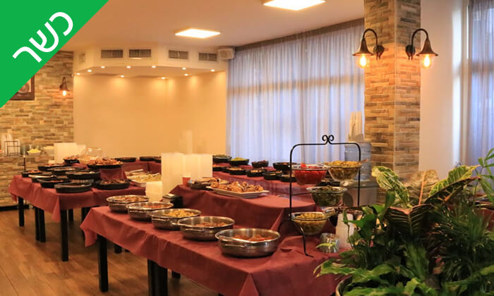 3 שובר הנחה על תפריט האוכל המוכן של מסעדת ביסטרו 3 הכשרה, רמת גן
