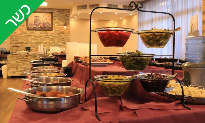 4 שובר הנחה על תפריט האוכל המוכן של מסעדת ביסטרו 3 הכשרה, רמת גן
