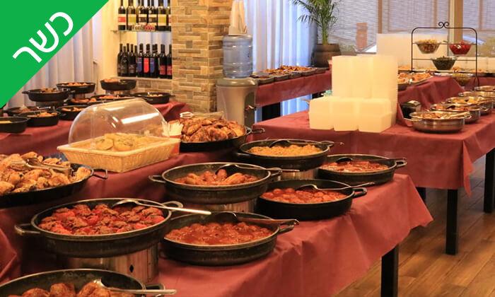2 שובר הנחה על תפריט האוכל המוכן של מסעדת ביסטרו 3 הכשרה, רמת גן