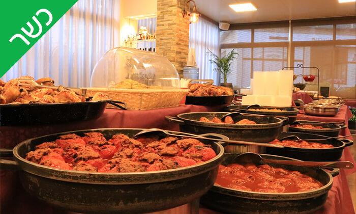6 שובר הנחה על תפריט האוכל המוכן של מסעדת ביסטרו 3 הכשרה, רמת גן