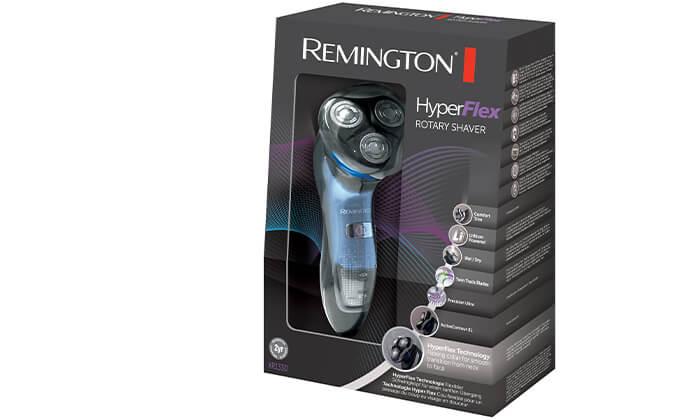 5 מכונת גילוח רמינגטון REMINGTON HyperFlexXR1330