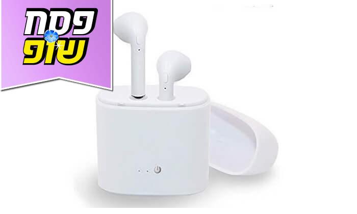 6 אוזניות Bluetooth אלחוטיות