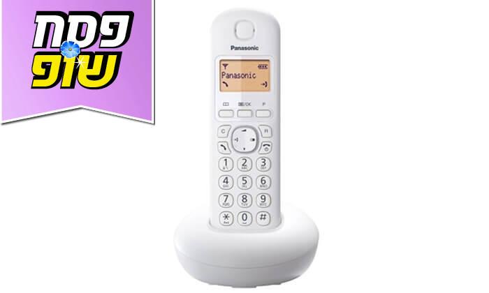 3 טלפון אלחוטי פנסוניק Panasonic