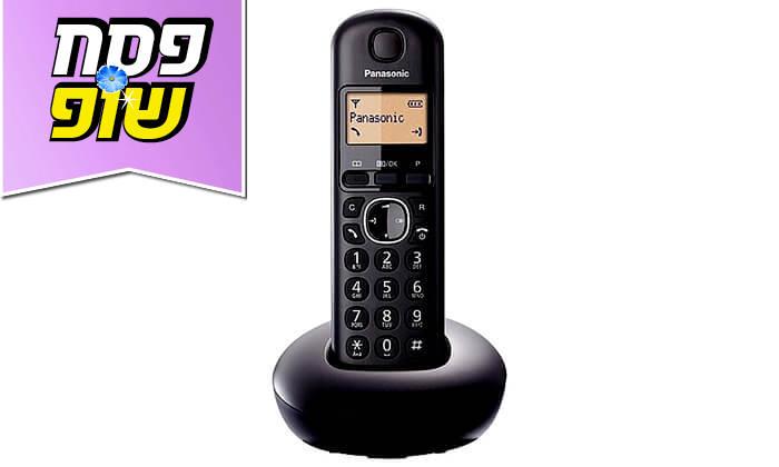 5 טלפון אלחוטי פנסוניק Panasonic