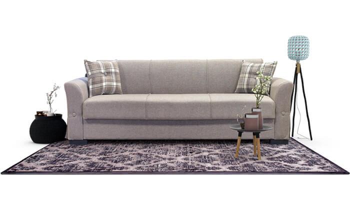 5 ספה תלת מושבית BRADEX