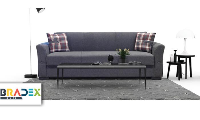 2 ספה תלת מושבית BRADEX