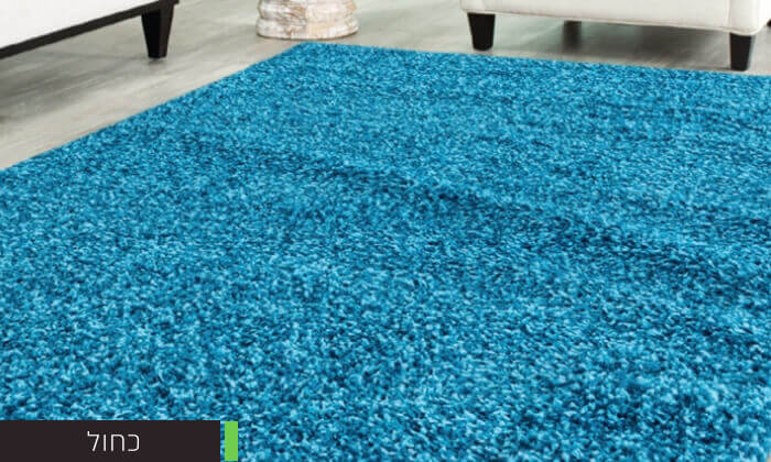 4 שטיח לסלון דגם שאגי