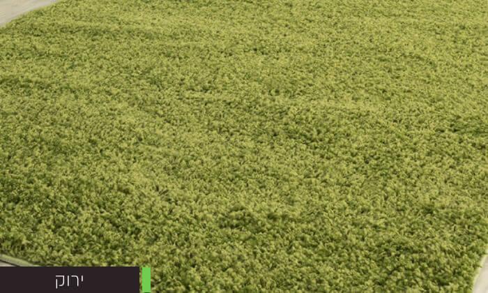 7 שטיח לסלון דגם שאגי