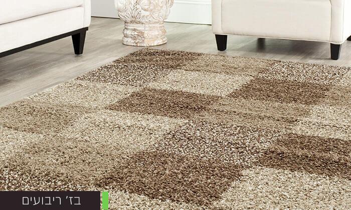 6 שטיח לסלון דגם שאגי